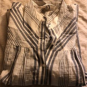 NWT. Lucky Brand blouse